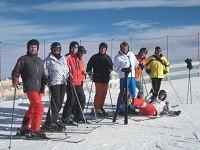 Erwachsenen-Skikurs